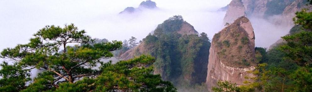 福建省龙岩——圣启助力国家级风景区冠豸山景区负氧离子监测系统的建立