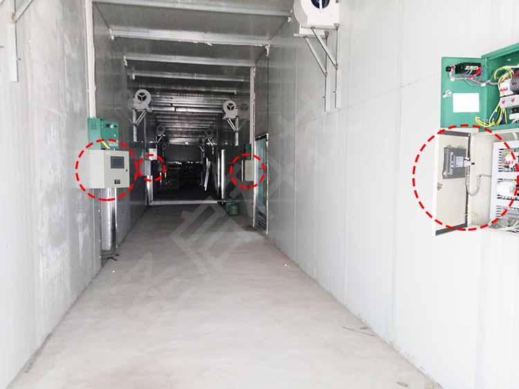 食用菌菇房环境监控系统 菇房温湿度监测物联网系统